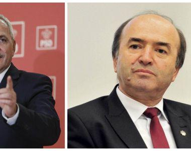 Scandal între Liviu Dragnea și ministrul Justiției, Tudorel Toader! Ce replici și-au...