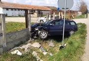 Accident GRAV la Jucu, în Cluj! Patru autoturisme au fost implicate! Sunt mai multe victime!