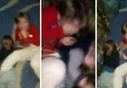 VIDEO| Scandal pentru custodia celor doi copii din Galați bătuți de tată! Mama și unchiul micuților, contre pentru custodie!