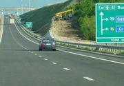 Restricţii de circulaţie pe Autostrada Soarelui, în zona localităţii Fundulea, pentru lucrări de asfaltare