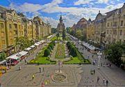 VIDEO | Centru istoric al Timisoarei, vizitat anual de mii de turisti, ar putea ramane fara terasele de pe domeniul public!