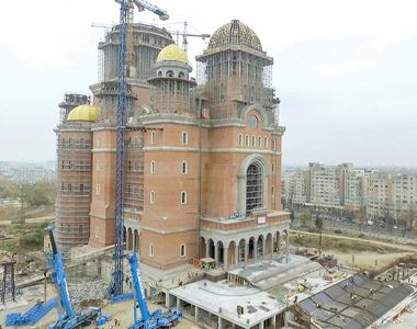 Dinamo a donat tablă de un milion de euro pentru Catedrala Neamului! Cum s-a ajuns la...