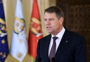 Președintele Klaus Iohannis a chemat partidele parlamentare la consultări pe teme din justiţie