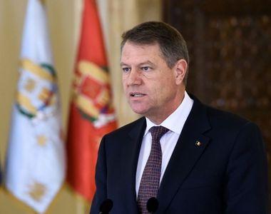 Președintele Klaus Iohannis a chemat partidele parlamentare la consultări pe teme din...