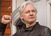 VIDEO | Cofondatorul WikiLeaks, Julian Assange, a fost arestat la Londra