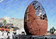 VIDEO | Cum arata oul gigant din ciocolata pregatit special pentru Paste?