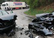 Accident cu 6 victime lângă Cluj-Napoca!