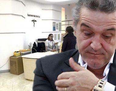 Spitalul lui Gigi Becali are deja datorii de două milioane euro! Gaură uriașă pentru...