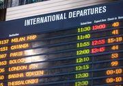 STUDIU: Numărul pasagerilor afectaţi de întârzieri ale curselor aeriene s-a dublat în ultimii 5 ani