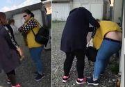 Două eleve din Botoșani, filmate de colegi în timp ce se loveau fără milă!