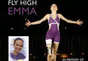 A murit Emma Neagu, gimnasta de 15 ani care ajunsese în semifinalele unui concurs de talente