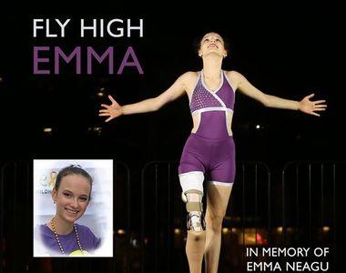 A murit Emma Neagu, gimnasta de 15 ani care ajunsese în semifinalele unui concurs de...