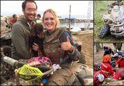 VIDEO | O tânără de 28 de ani a murit strivită de ATV! Totul s-a petrecut în timpul unui concurs organizat la Cluj!