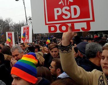 PSD organizează astăzi un miting electoral la Craiova, iar senatorul Claudiu Manda...