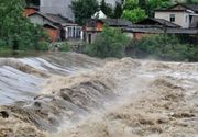 COD GALBEN de inundaţii până sâmbătă seara