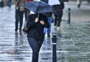 VIDEO  Prognoză meteo pentru București. Ploi și vânt până luni