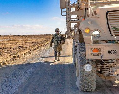 VIDEO  Patru militari români, răniţi în Afganistan