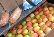 Zeci de tone de legume și fructe care ajungeau în țara noastră fără igiena corespunzătoare sau documente sanitar veterinare au fost distruse