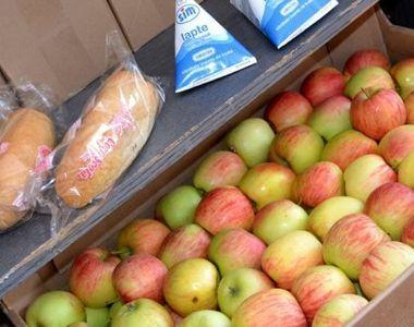 Zeci de tone de legume și fructe care ajungeau în țara noastră fără igiena...