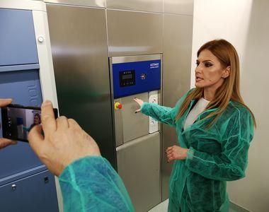 INTERVIU EXCLUSIV marca stirilekanald.ro! Dr. Adriana Nica, managerul Spitalului...