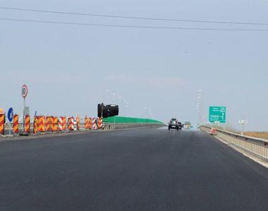 Restricţii de circulaţie pe Autostrada Soarelui, pentru lucrări de refacere a covorului...