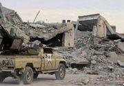 Cel puţin 121 de morţi şi aproape 600 de răniţi la sud de capitala libiană Tripoli, pe un front rămas neschimbat de la începutul confruntărilor armate