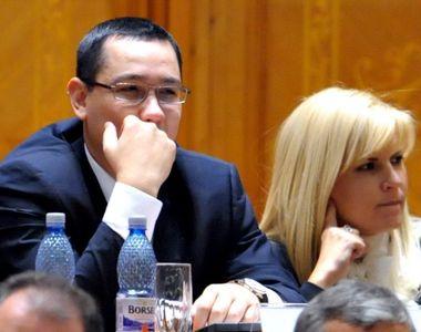 Udrea, după ce Ponta l-a atacat dur pe Băsescu: Victore, tot fără caracter ai rămas! Mă...