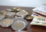 Cursul EURO a explodat! A trecut de nivelul 4,76 de lei!