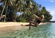 VIDEO | Thailanda a devenit a doua casa pentru Delia. Uite cum se distreaza artista in vacante