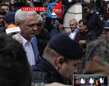 VIDEO  S-a dat decizia în cazul lui Liviu Dragnea! Află daca va merge la închisoare!
