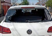 VIDEO | JAF surprins pe camere la Brăila! Doi hoți au sustras 500.000 de lei din mașina unui om de afaceri!