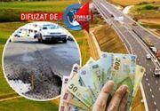 VIDEO  Avem autostrazi putine si… scumpe! Nu e o gluma, ci realitatea trista de care ne lovim cu totii