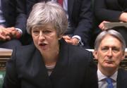 Premierul britanic Theresa May anunţă că planurile pentru un Brexit fără acord continuă