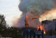 VIDEO | Primele imagini din interiorul Catedralei Notre Dame. Ce a mai rămas din simbolul Parisului după incendiu