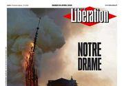 """Teoria șocantă despre incendiul de la Notre Dame! """"Îngerii""""care protejau catedrala au fost luați cu câteva zile înainte"""