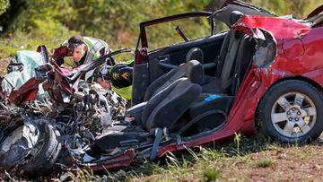 Accident cumplit, și-a dat ultima suflare sub ochii martorilor.  Polițiștii i-au văzut contul de Facebook și au încremenit!