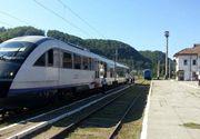 Tragedie în Lugoj.  Un tânăr în vârstă de 22 de ani a sărit în fața trenului