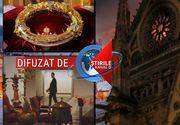 VIDEO| Operele de artă evacuate din catedrala Notre-Dame de Paris vor fi transferate la Muzeul Luvru