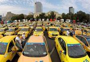 Protest în faţa Guvernului, cu 5.000 de taxiuri. Când e anunțat