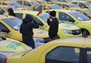 Circulaţie modificată în Piaţa Victoriei din Bucureşti, pentru protestul transportatorilor
