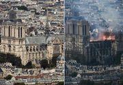 VIDEO | Emmanuel Macron vrea restaurarea Catedralei Notre-Dame în timp record