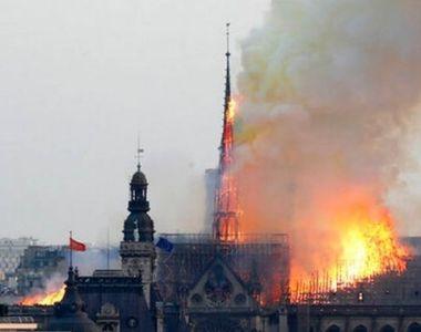 Legătura incredibilă dintre Notre Dame şi o biserică din Bucureşti! Un spin din coroana...