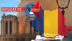 VIDEO | Romania pune umarul la reconstructia catedralei Notre Dame! Cine sunt romanii care au anuntat ca doneaza bani pentru reconstructie?