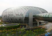VIDEO | Aeroportul de peste un miliard de euro din Singapore si-a deschis astazi portile!