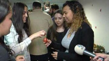 VIDEO | Studentii straini invata traditiile romanesti de Paste