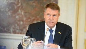 """Klaus Iohannis reclamă la CCR legea privind Strategia naţională pe termen lung """"România 2040"""""""