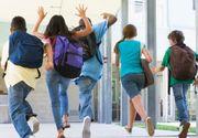 Elevii şi preşcolarii intră astăzi în vacanţa de primăvară