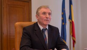 Decretul pentru pensionarea lui Augustin Lazăr, semnat de Președinte