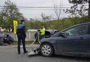 Accident în Dâmbovița. 6 persoane, între care 2 copii, au fost rănite