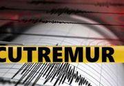 Cutremur cu magnitudinea 3,5 pe scara Richter, în judeţul Buzău